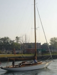 1948 Phillip 'Rhodes 27' Sloop