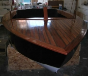 14' V Hull Stitch And Glue