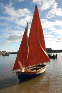 12' Northumberland Coble